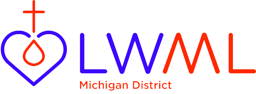LWML Michigan district logo